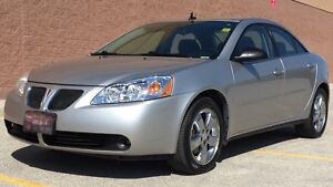 2008 G6 GT V6 3.5l Pontiac, leathered, full options  - $7,200