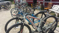 NEW AND used Bikes available on Manitoulin Island