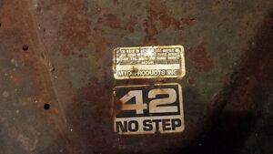 """3 blade 42"""" mower deck for MTD gaden tractor"""