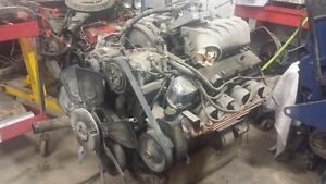 1996 dodge 8L v10 complete engine with computer