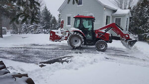 Snow and Ice Removal Cornwall Ontario image 1