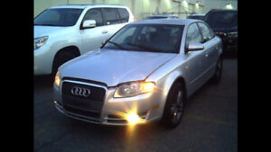 2006 AUDI A4 SHOWROOM CONDITION IN AND OUT 4750$@902-293-6969