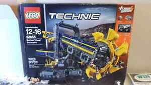 LEGO 42055 bucket wheel excavator  NEUF