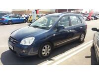 2007 07 KIA CARENS 2.0 CRDi GS 7 SEATER.FULL KIA SH.2 KEYS,FULL MOT.GREAT VALUE.