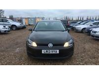 2013 Volkswagen Golf 1.6 TDI SE Hatchback 5dr (start/stop)