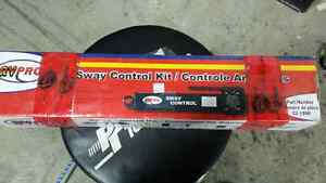 Sway control kit