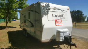 Roulotte Flagstaff 2007 23lb