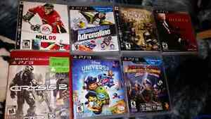 PS3 games for $5 each