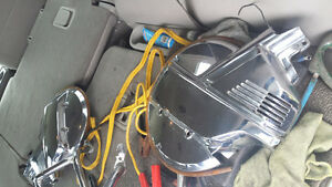 1991 HONDA GOLDWING CHROME PARTS