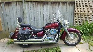 HONDA SHADOW T75