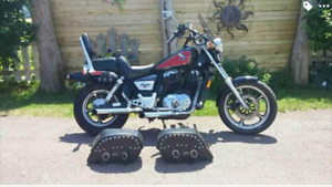 One owner Honda Shadow