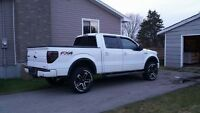 2012 Ford F-150 FX4 SuperCrew Pickup 4x4 For Sale