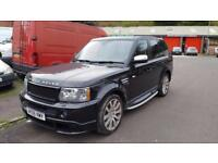 Land Rover Range Rover Sport Tdv8 Sport Hse DIESEL AUTOMATIC 2009/09