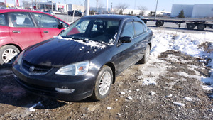 2001 Acura EL touring 5 speed for sale