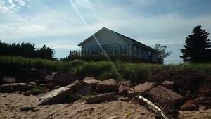 Waterfront Beach House and Cottage ( Souris,PEI)