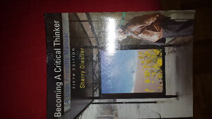 Becoming a Critical Thinker 5th Ed NEW!!!