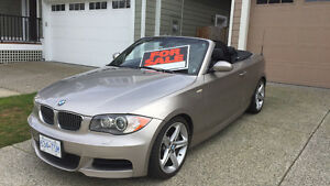 2009 BMW 135I Convertible