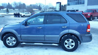 2005 KIA Sorento ex v6 all-wheel drive