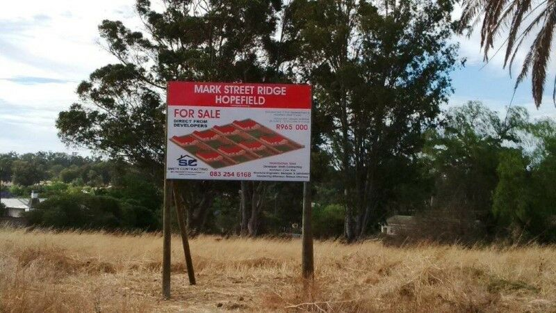 Plots for Sale in Hopefield