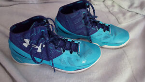 """Under Armour - Curry 2 """"Father to Son"""" basketball shoes sz. 12.5"""
