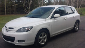 Only 90000 km - 2008 Mazda 3 For Sale