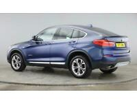 2017 BMW X4 xDrive20d xLine 5dr Step Auto - REVERSE CAM - ADAPTIVE XENONS - PADD