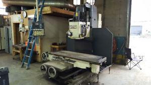 Large Manual Milling Machine