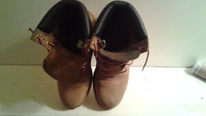 Timberland Boots Size 10 Good Shape $25 Firm