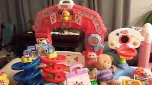Kids toys fisher price, little tikes and play school Peterborough Peterborough Area image 7