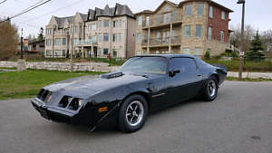 6.6L 400 Ram Air III Pontiac Trans Am WS4