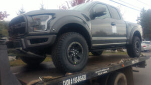 Affordable GTA Flatbed Towing Services- Call /Text 437-778-9632