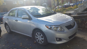 2009 Toyota Corolla Berline need to go!!!!!!!!!!!!!!!!!
