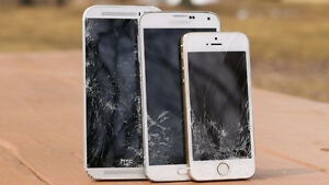 ★PHONE REPAIR★SAMSUNG GALAXY, iPHONE, iPAD, LG, NEXUS REPAIR★