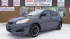 CERTIFIED 2012 TOYOTA MATRIX - LOADED - AUTO - PST PD - YORKTON