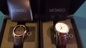 Brand new Movado watches