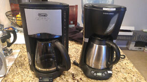 2 12 cup coffee makers