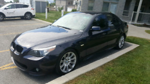 2007 BMW 530i M5 Package 6MT