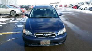 2005 Subaru legacy wagon 2.5i awd for $1200
