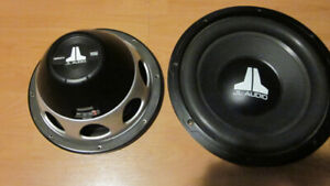 """2x 10"""" JBL Subs for $120"""