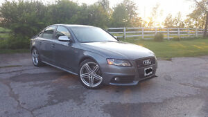 2012 Audi S4 - 6 speed manual, only 98k. Mint Cond!