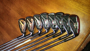 Taylormade Burner Irons $350 OBO