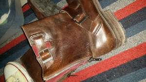 KENNETH COLE BROWN MENS BOOTS