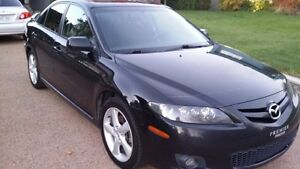 2007 Mazda6 GS sport -4 cylindres