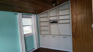 Main level house for rent, 2.5 rooms, f,s,w,d, ample storage St. John's Newfoundland image 7