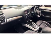 2013 Audi Q5 2.0 TDI Quattro S Line Plus 5d Automatic Diesel Estate