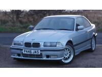 BMW E36 328i Sport with Individual Violet Blue Interior, 1996, Auto, 101k Miles