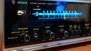 Vintage Pioneer Sx | Kijiji in Ontario  - Buy, Sell & Save with