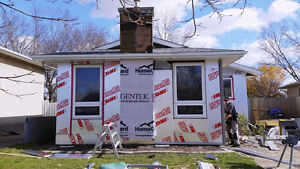 Budoarde's Eaves & Exteriors,Doors & Windows,Repairs & Installs Regina Regina Area image 2