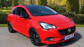 2018 Vauxhall Corsa 1.4 (75) Limited Edition 3dr Manual Petrol Hatchback