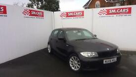 2006 06 BMW 116i ES 5 DOOR.SUPERB EXAMPLE.LOW INSURANCE.2 KEYS,FINANCE AVAILABLE